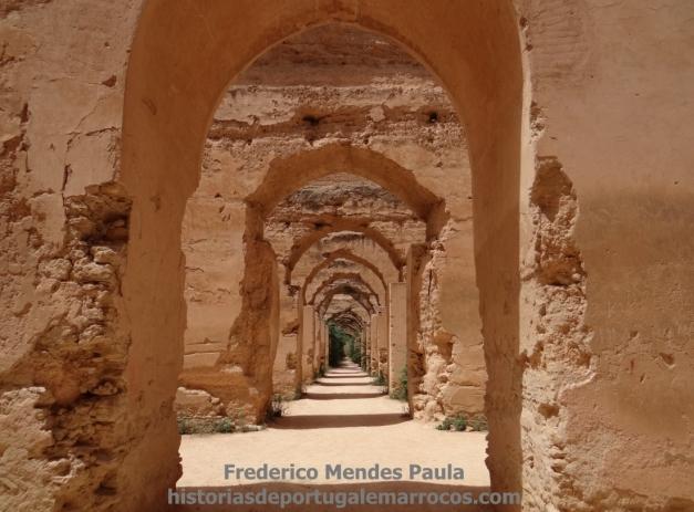 Ecuries Meknes 1
