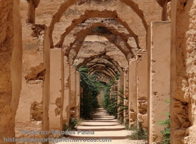 Ecuries Meknes 2