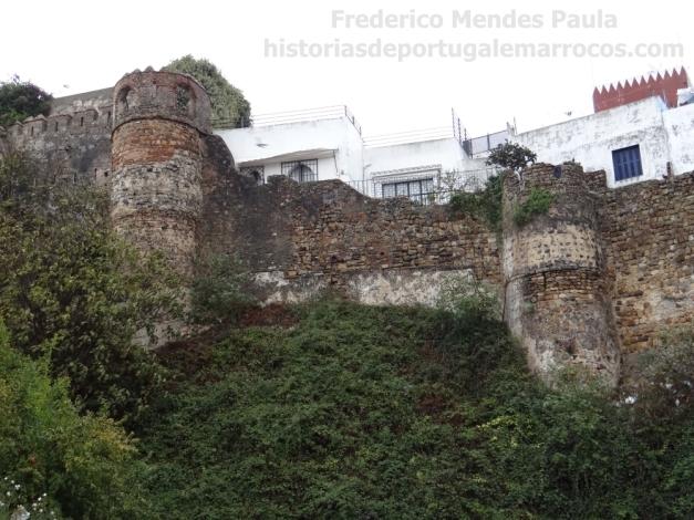 Muralhas de Tânger