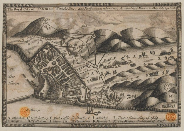 The royal city of tangier 1680