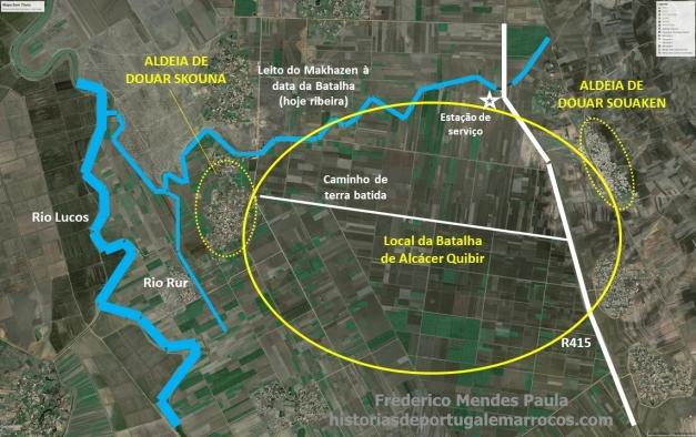 Visita a Alcácer Quibir 5a