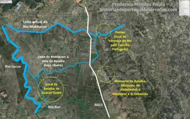 Visita a Alcácer Quibir 3