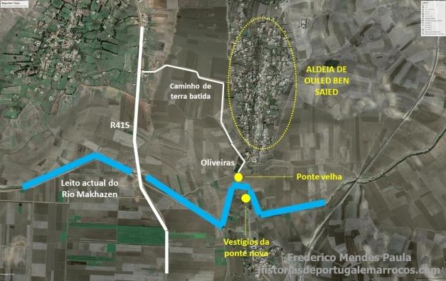 Visita a Alcácer Quibir 4