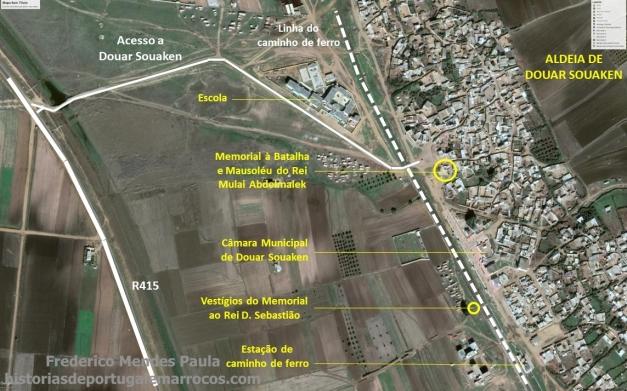 Visita a Alcácer Quibir 6