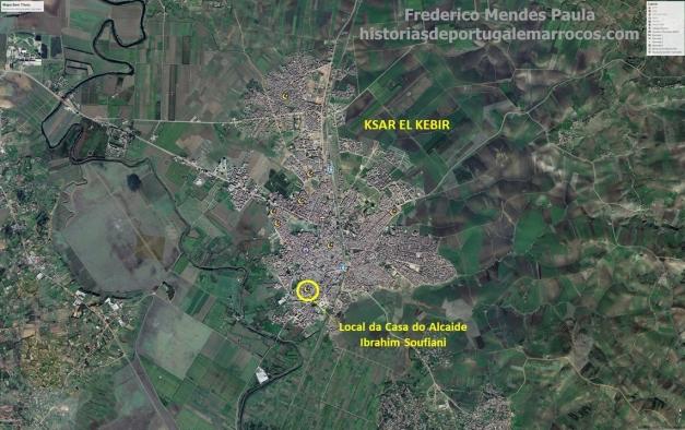 Visita a Alcácer Quibir 7
