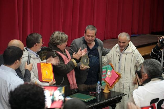 Assinatura de Acordo de Geminação com Ksar el Kebir