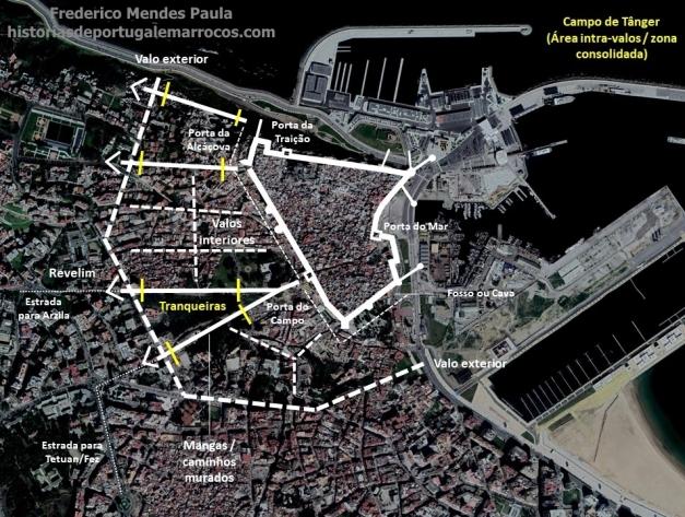 Campo Exterior consolidado de Tanger