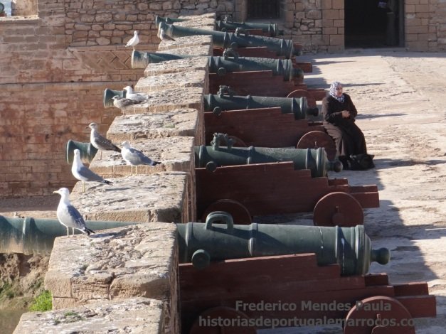 Canhões Essaouira