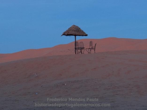 Chá no deserto