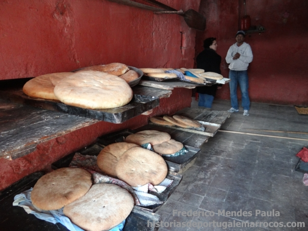 Forno de pão