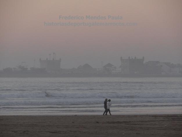 Na praia de Essaouira 1