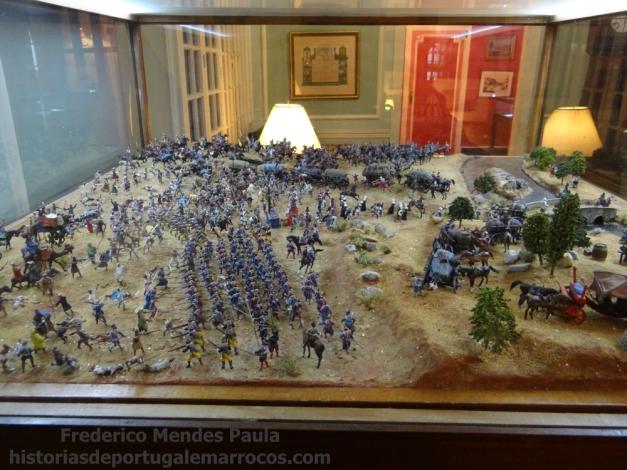 Miniatura da Batalha de Alcacer Quibir