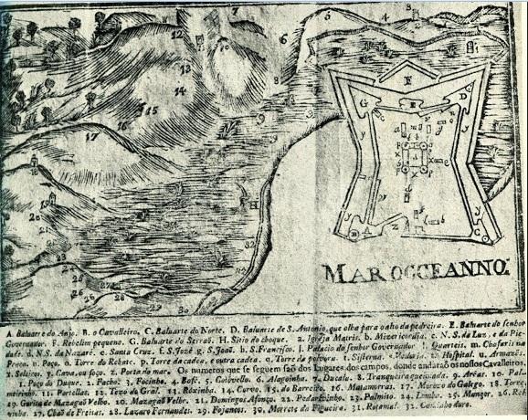 Carte Simao Corréa de Mesquita - R Letan