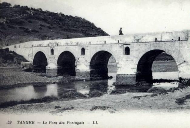 A Ponte Portuguesa em Tânger