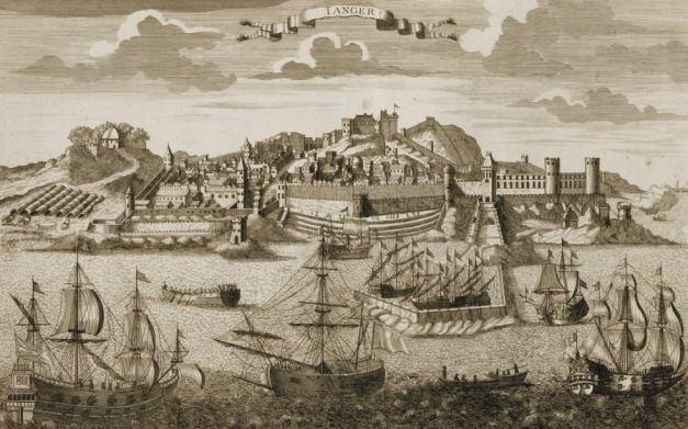 A.Aueline fin 17ème siècle
