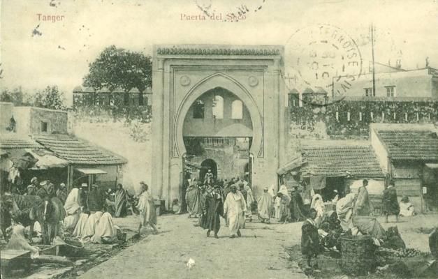 Bab Fahs-Porta do Campo