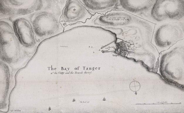 Baía de Tânger por Jonas Moore