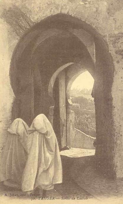 Porta da Casbá