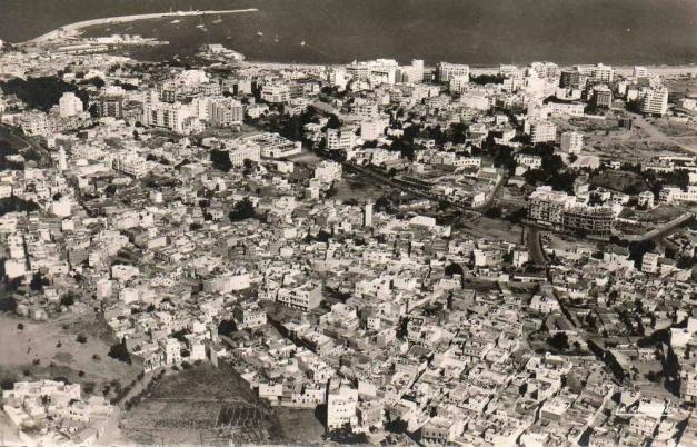 Tanger aerea