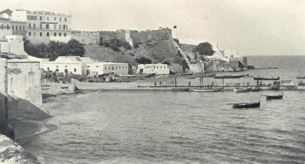 Tánger en 1885
