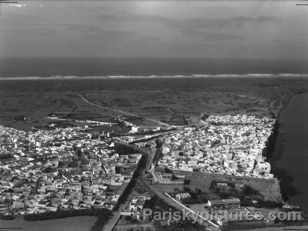 Vista aérea de Sul