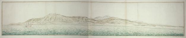 Santa Cruz de Berberia de Adriaen Matham 1641